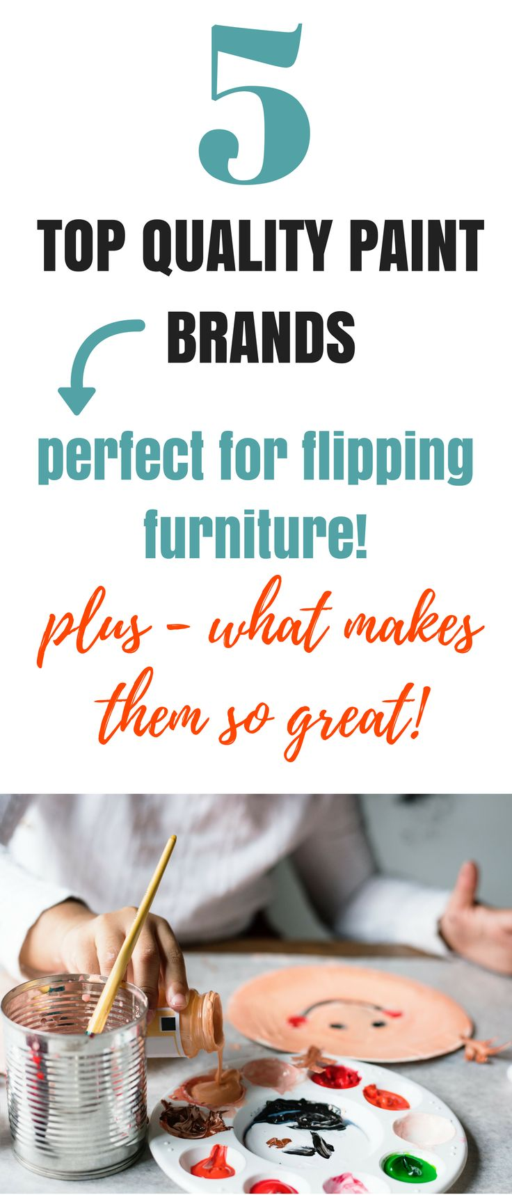 This top 5 list of quality, low-prep furniture paint brands is perfect for anyon...