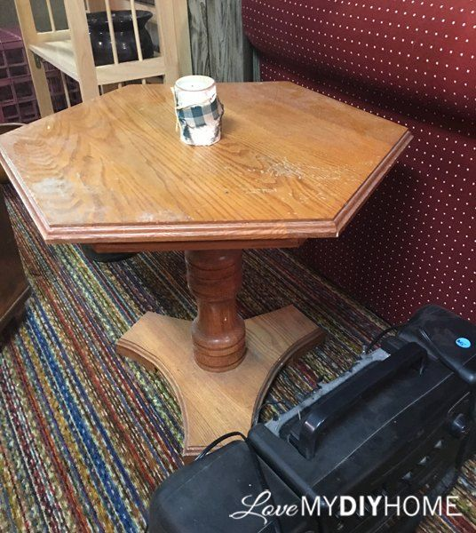 Time to rethink your table