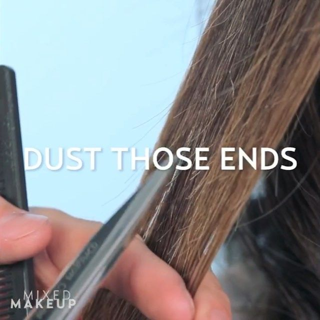 Does your hair need some love? Check out this one & more hair tip videos on Mixe...