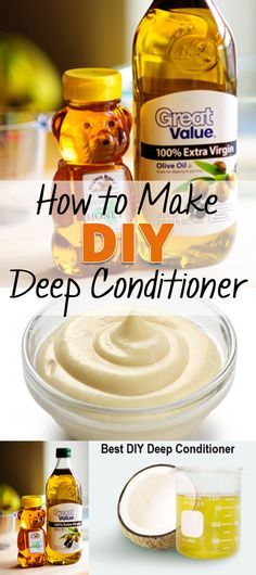 Easiest DIY Deep Conditioner-Ever! Are you ready for this complex and hard to re...