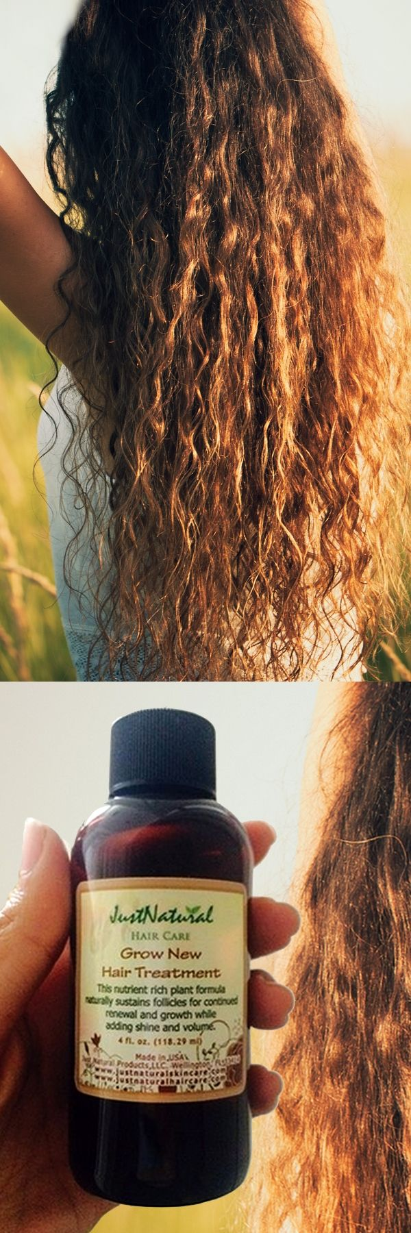 Grow New Hair Treatment Encourage Scalp To Grow New Hair to Grow Your Hair Faste...