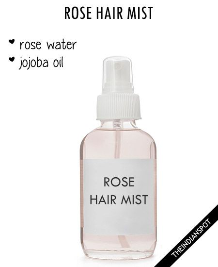 Hairsprays purchased from stores are undoubtedly some of the most chemical laden...