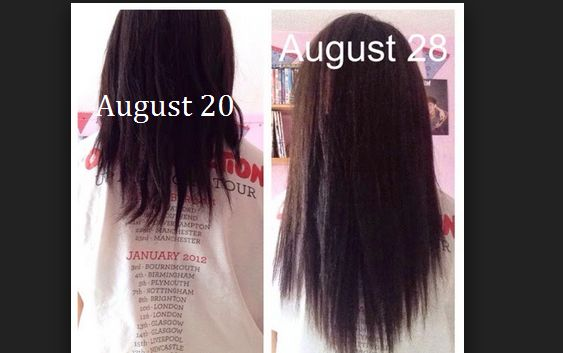 In just 1week : How to Grow your Hair 3-4 inches Longer - Beautiful Girls Magazi...