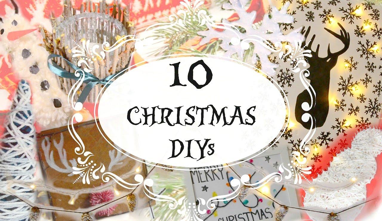 Diy Projects Video 10 Diy Holiday Room Decor Ideas Last
