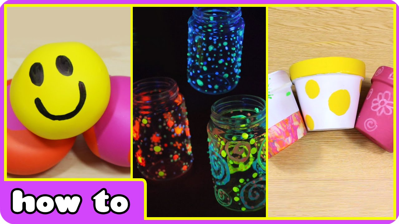 Diy Projects Video 5 Super Cool Crafts To Do When Bored At Home