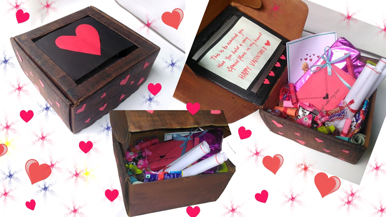 Diy Projects Video Diy Cute Valentine S Day Box Idea For