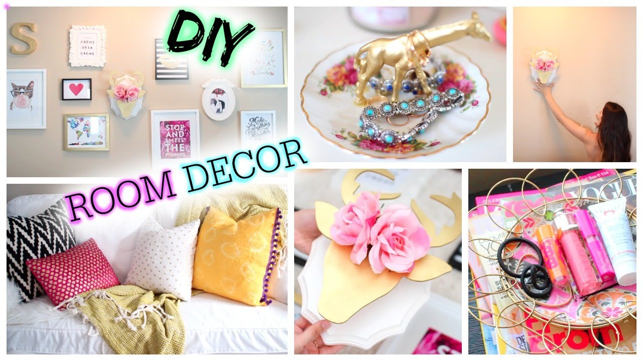Diy Projects Video Diy Tumblr Room Decor Cute Affordable Diyall Net Home Of Diy Craft Ideas Inspiration Diy Projects Craft Ideas How To S For Home Decor With