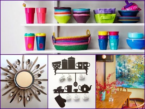 Diy Projects Video Diy Kitchen Decor 25 New Ideas Diyall Net Home Of Diy Craft Ideas Inspiration Diy Projects Craft Ideas How To S For Home Decor With Videos