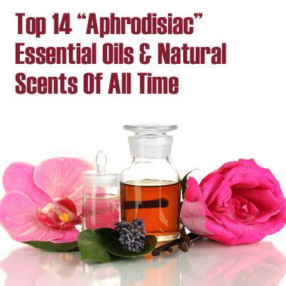 ❤ Top 14 Aphrodisiac Essential Oils & Natural Scents ❤