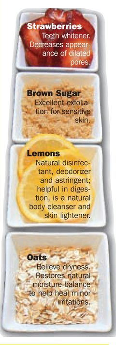 10 Homemade Natural Beauty & Spa Treatments.