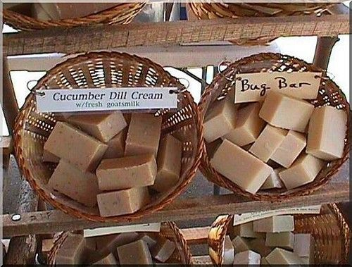 Awesome site for making homemade soap (even how to make lye!) organic pesticides
