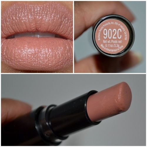 Wet n Wild MegaLast Matte Lip Color in Bare It All - Another pinner wrote:I must...