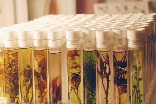 make perfume