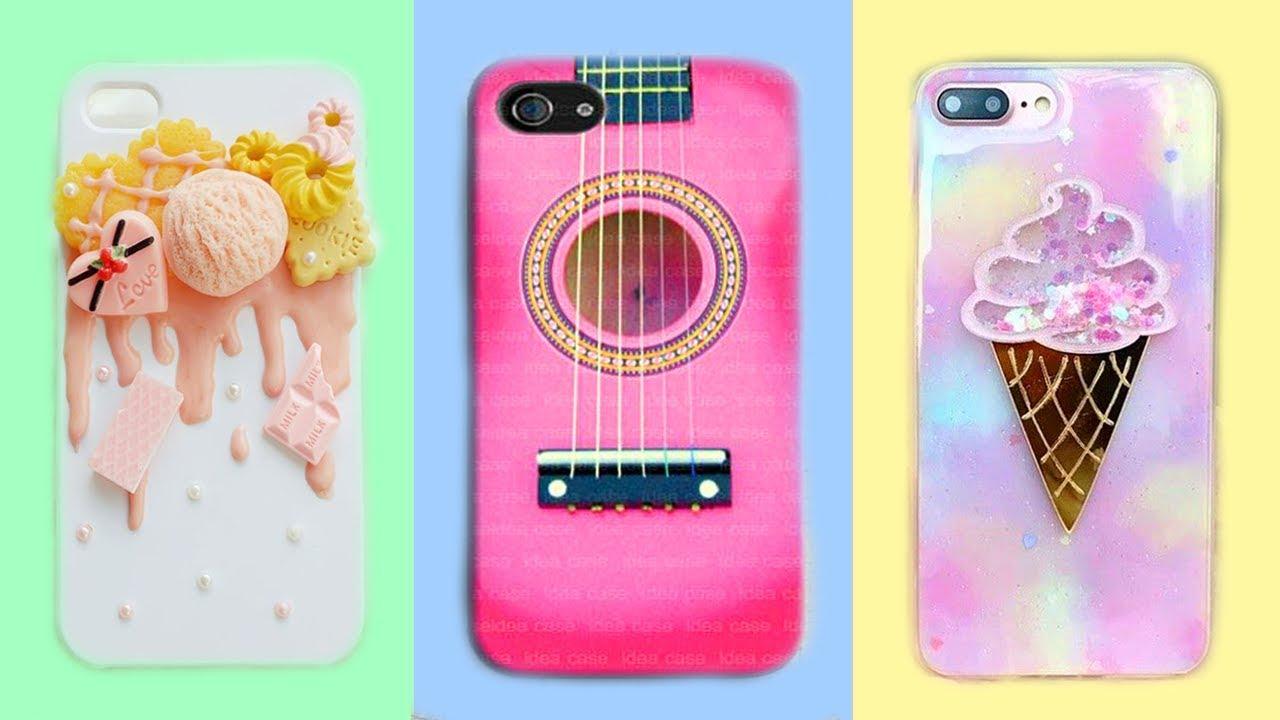 quality design 8884b 28038 Life Hacks Ideas: DIY Phone Case Life Hacks! 7 Phone DIY Projects ...