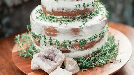 15 Beautiful Rustic Wedding Cakes