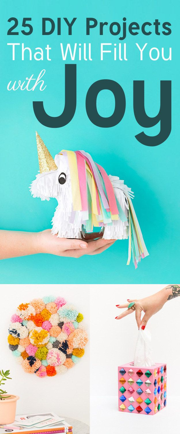 25 Insanely Cute DIY Projects That Will Make You Smile | Some possible Christmas...