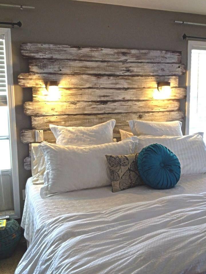 6 Effortless Pallet Bed Designs at no-cost