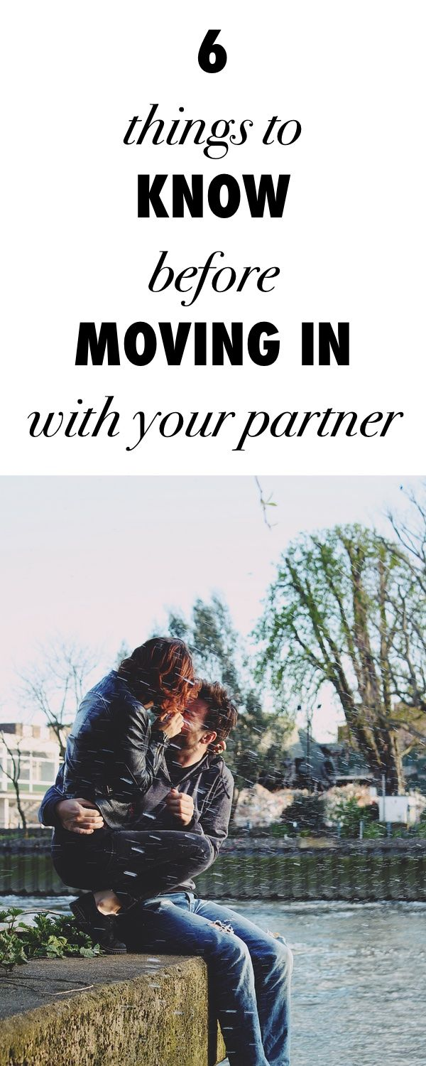 6 Things No One Tells You About Moving In With Your Partner