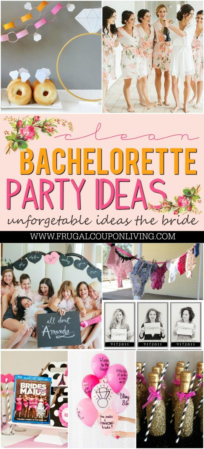 Diy Crafts Some Of The Best Bachelorette Party Ideas And
