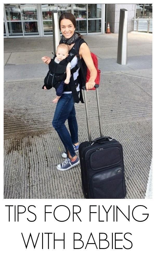 Diy Crafts Tips For Traveling With A Baby Via Airplane