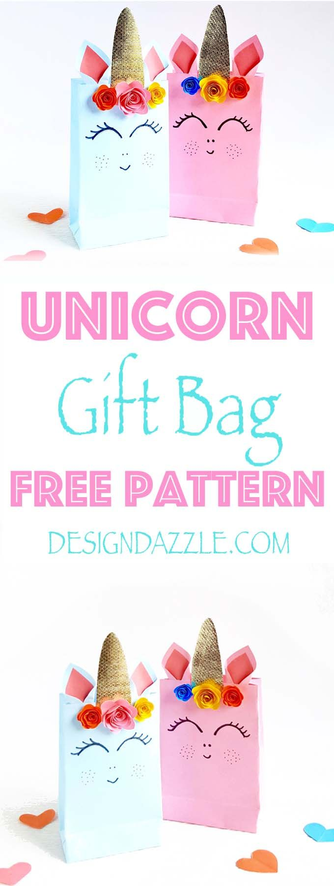 We are sharing simple step by step instructions for these adorable Unicorn Gift ...