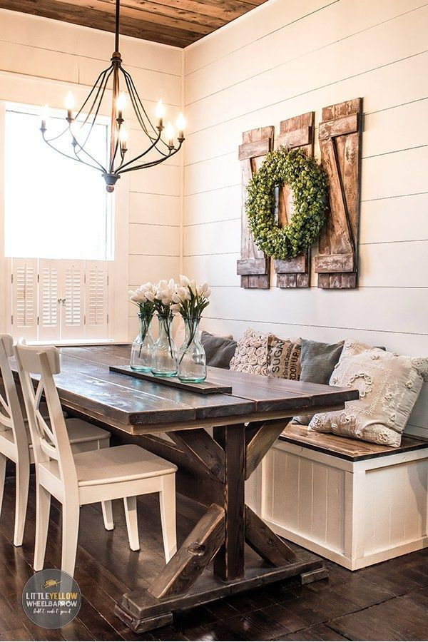 A DIY home decor project that is