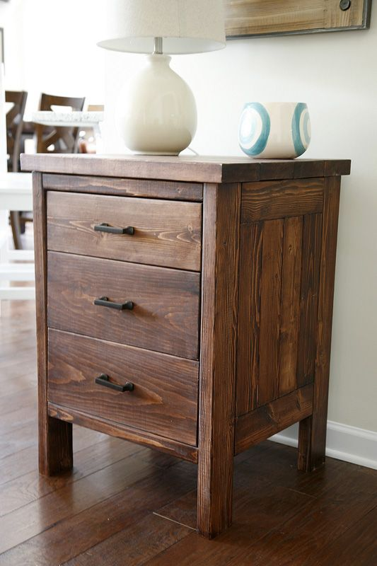 Ana White   Build a Chest of Drawers from 2 by 4s   Free and Easy DIY Project an...