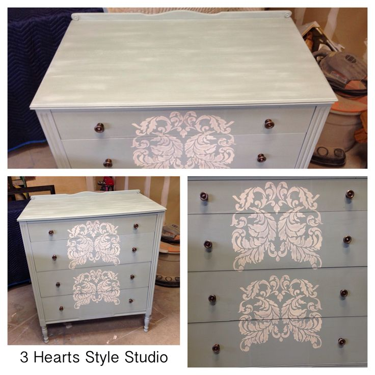 Diy Furniture Custom Antique Dresser