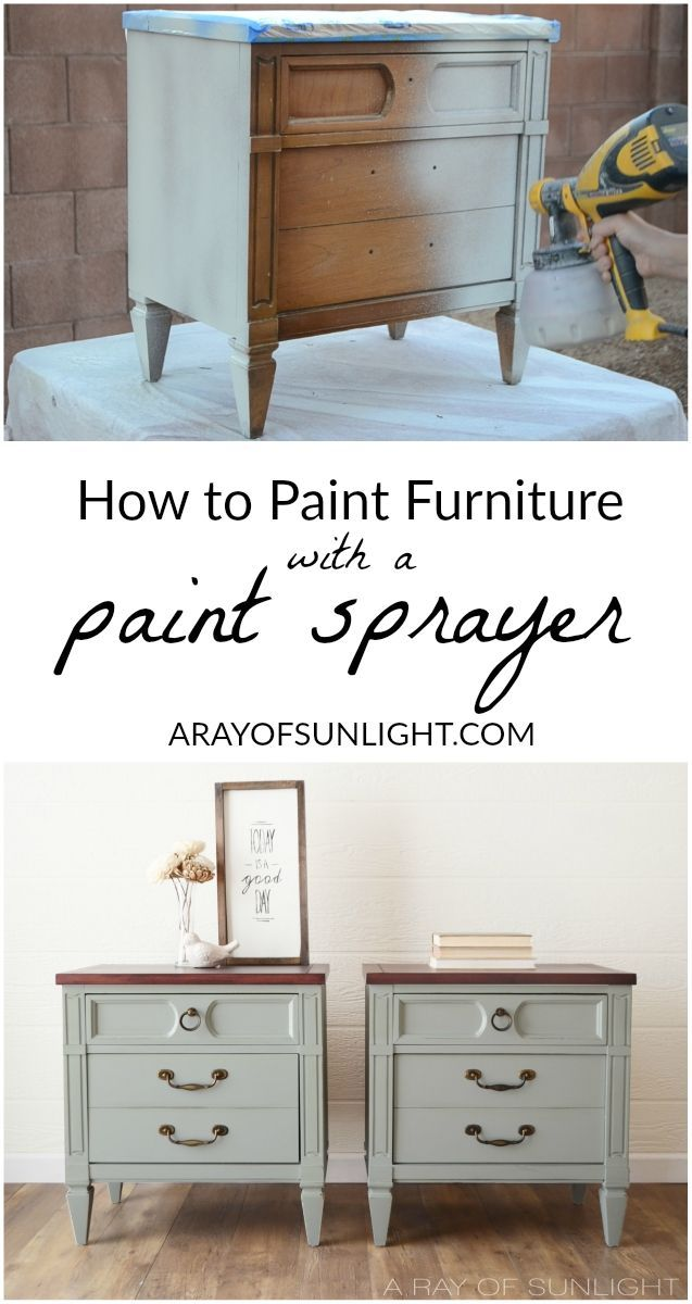 How to Paint with a Paint Sprayer - Part Three of the Paint Sprayer Series | A R...