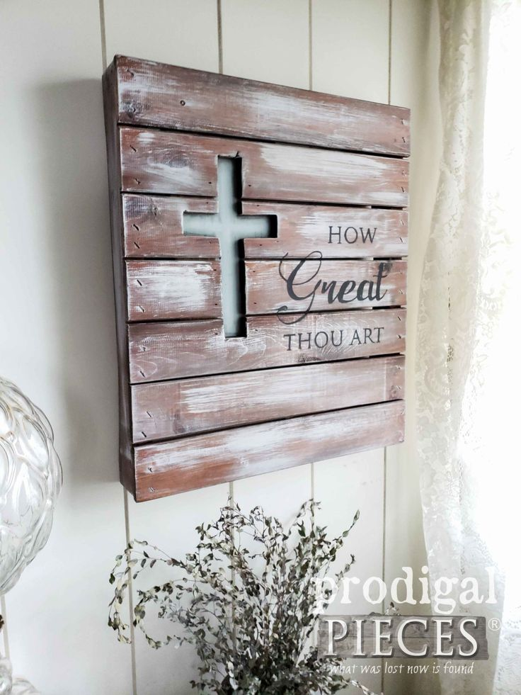 Diy Furniture Rustic Pallet Wall Art For Farmhouse Decor