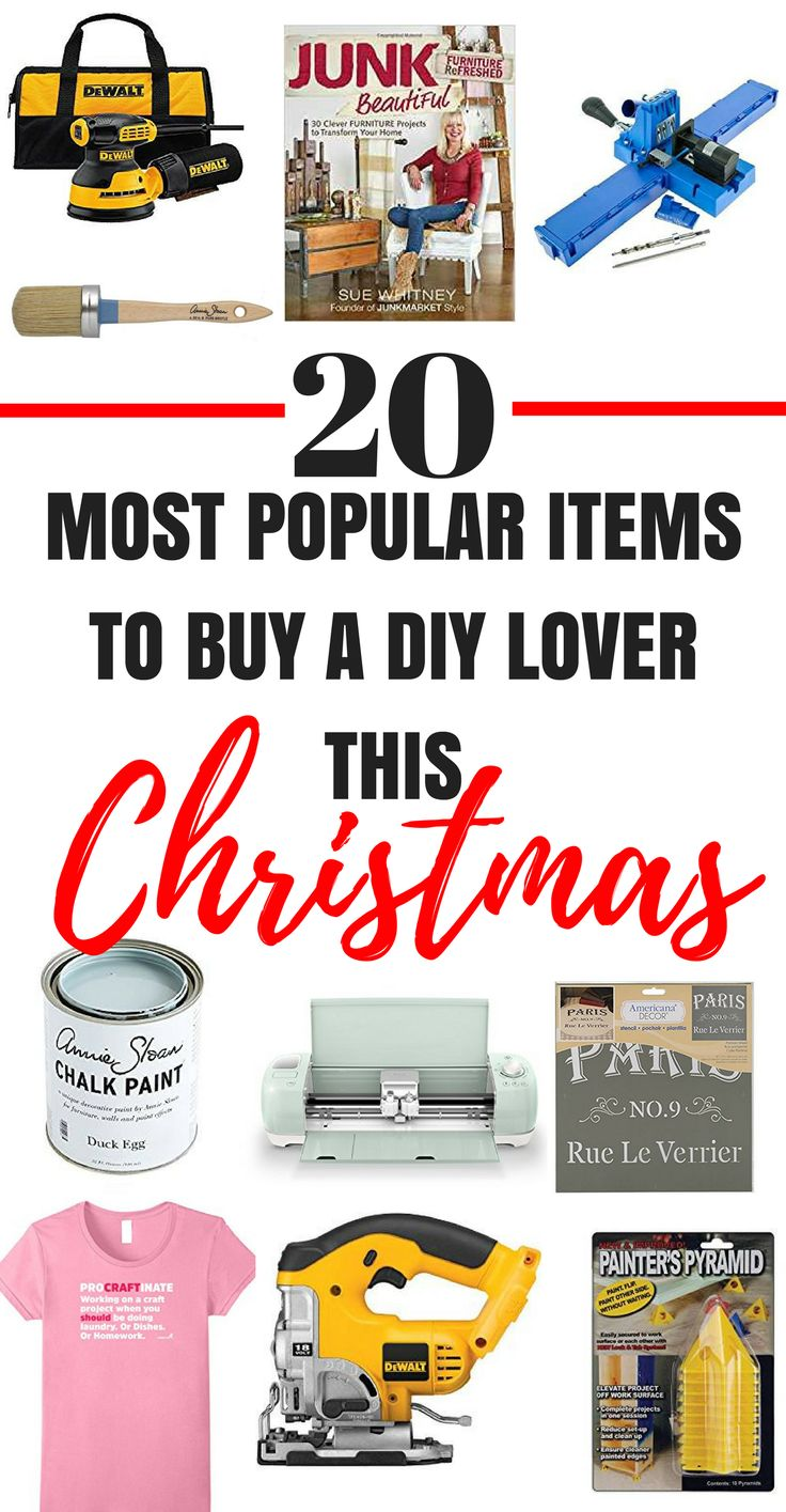 This is the most complete list of essential tools for DIY lovers!! Some of these...