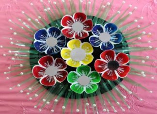 Easy Crafts Ideas Using Plastic Bottles Archives Diyall Net Home
