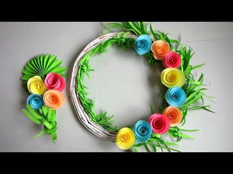 Diy Projects Video Diy Simple Home Decor Wall Decoration Hanging