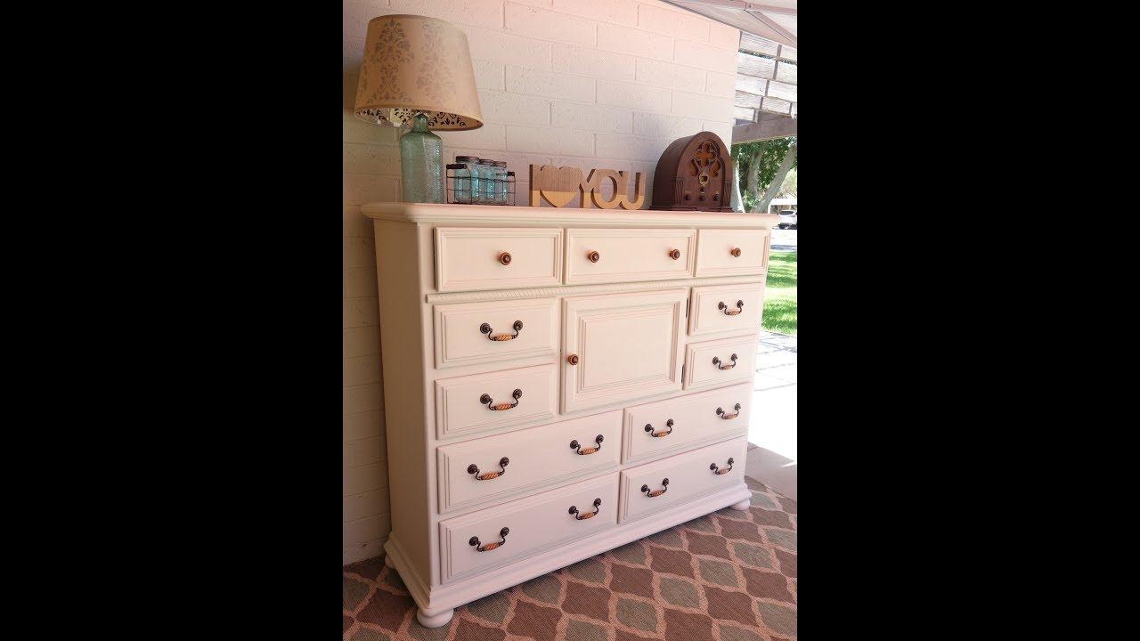 Diy projects video do it yourself paint a white large dresser diy projects video do it yourself paint a white large dresser refurbishing furniture diyall home of diy craft ideas inspiration diy projects solutioingenieria Images