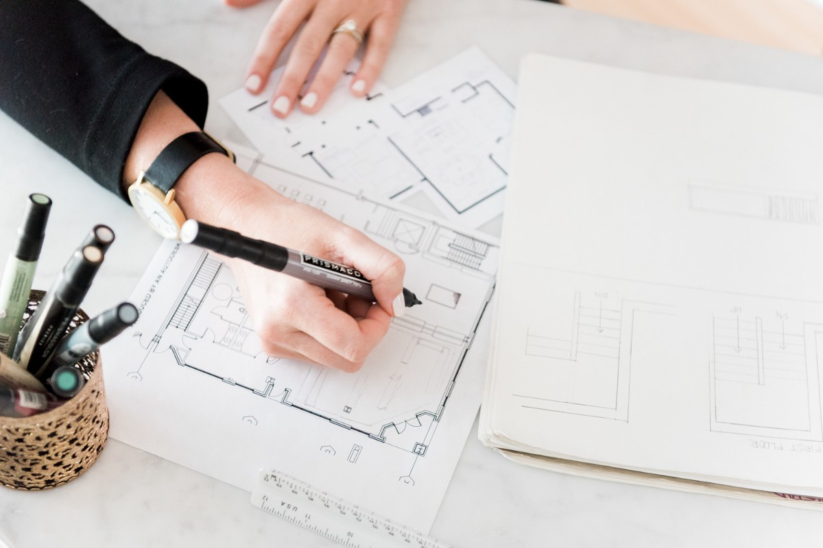 Home Improvement : The Surprisingly Technical Process of Interior ...