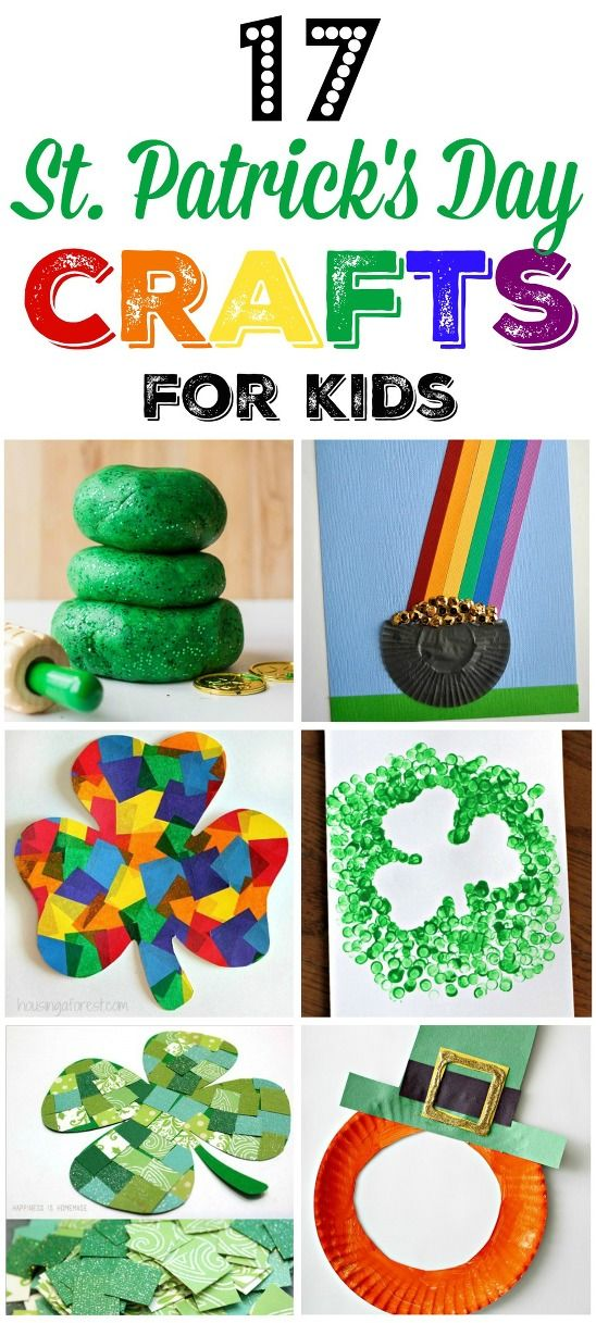 17 fun and easy St. Patrick