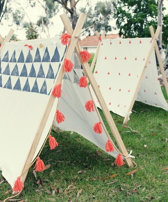 30 DIY Ways To Make Your Backyard Awesome This Summer | Architecture, Art, Desin...