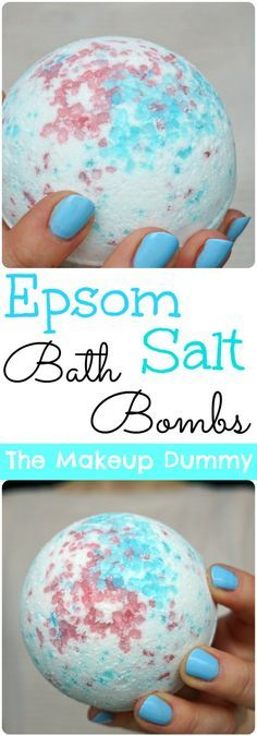 Make your own amazing LUSH inspired DIY Bath Bombs! Copycat tutorial by The Make...