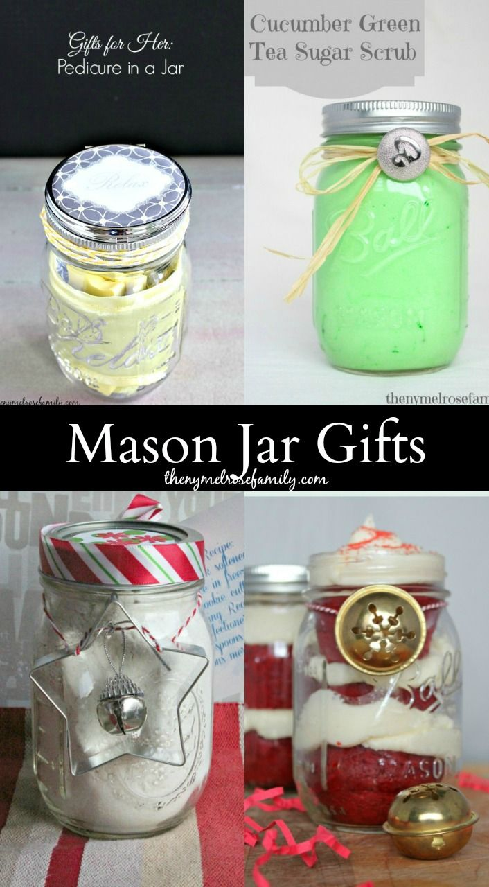 Mason Jar Gits