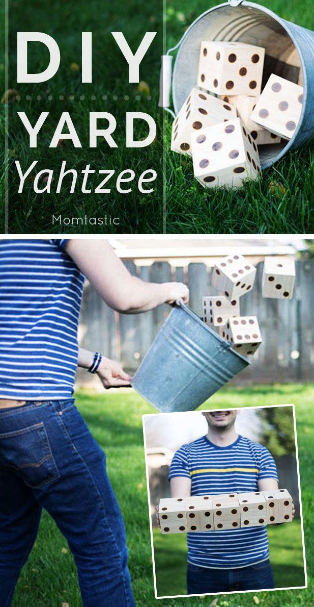 Or yard farkle!! how fun!!