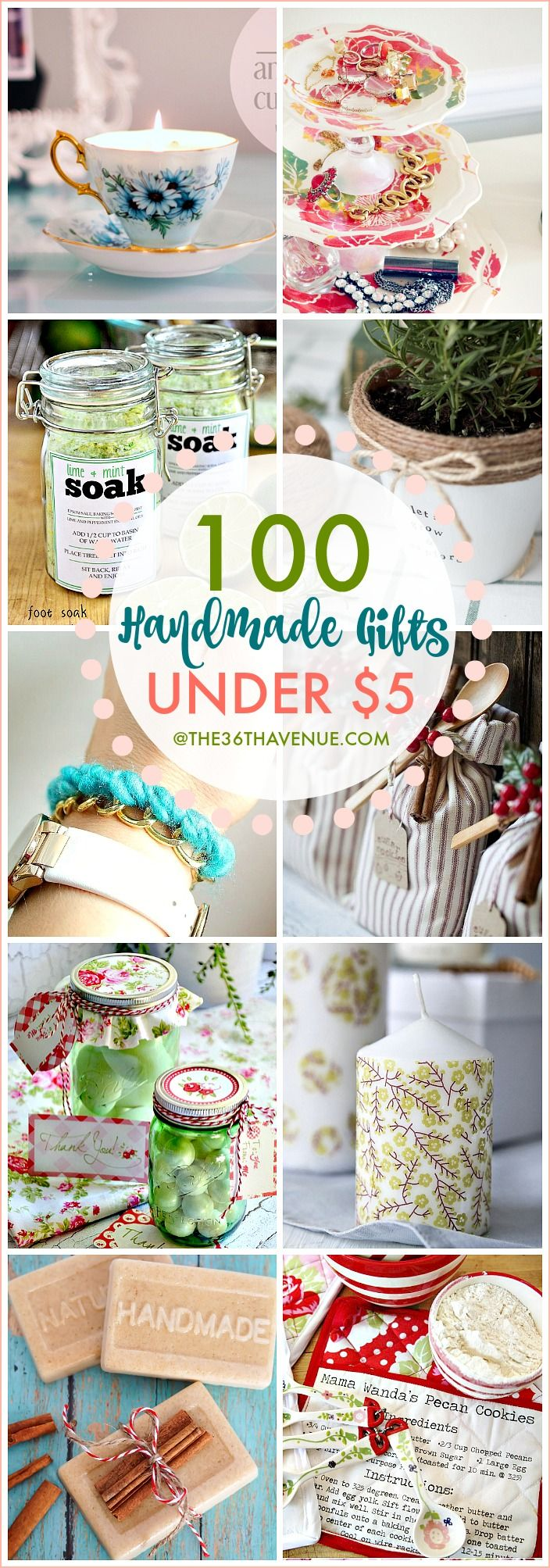 Diy Crafts Over 100 Handmade Gifts That Are Perfect For Christmas