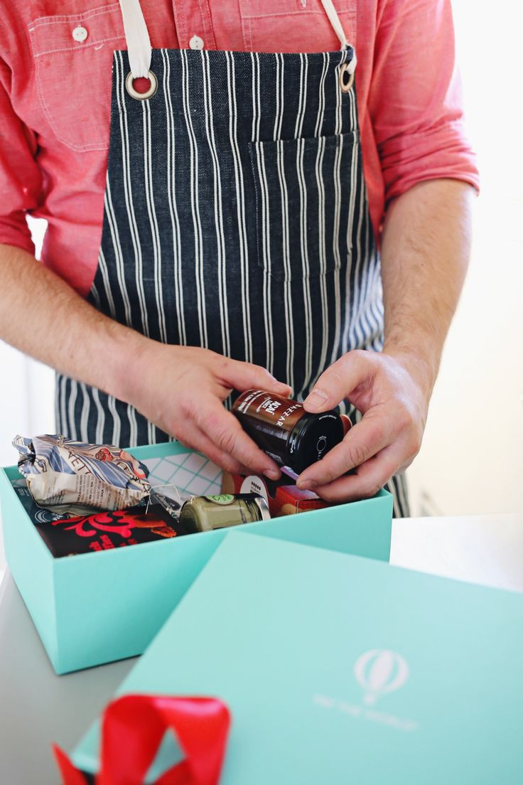 Turn your kitchen into a global marketplace with the Try The World Holiday gift ...