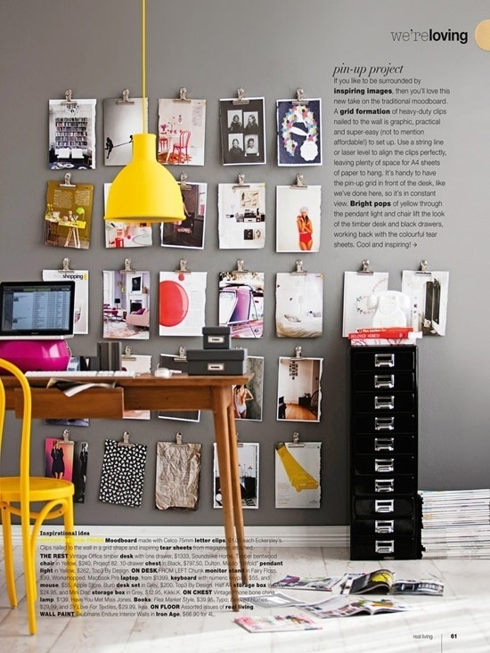 Twist on a vision board #DIY #create #design #visionboard #dreamboard #dreamoutl...