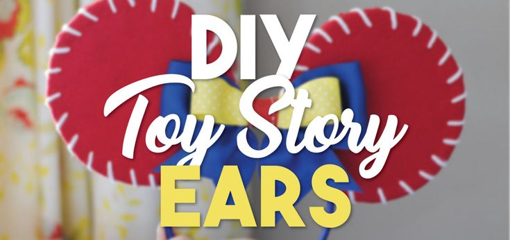 Want to know how to make the cutest and easiest Mickey Ears in town? Grab 'y...