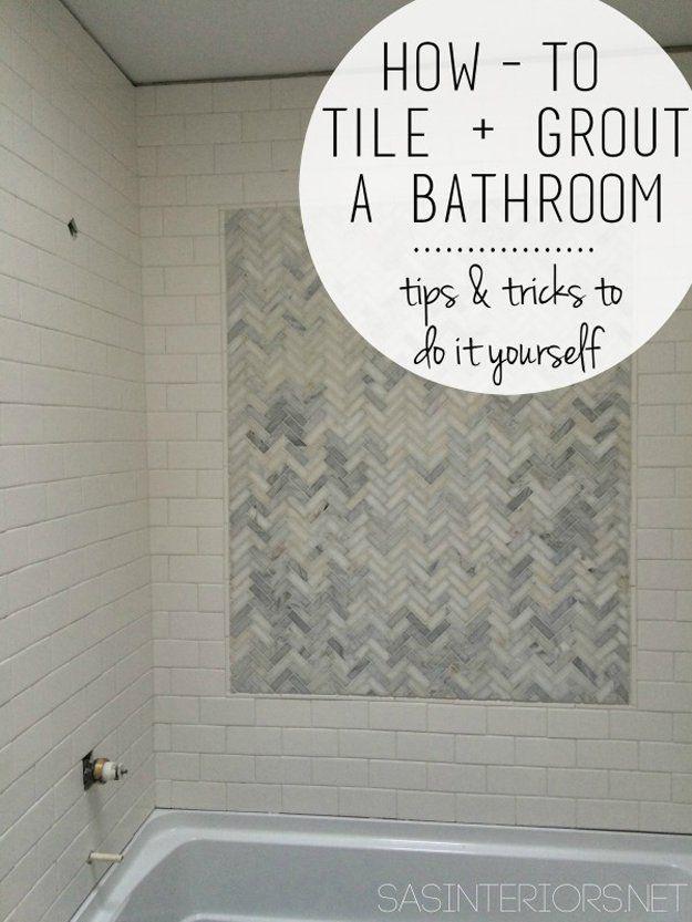 15 Incredible #DIY Ideas for #Bathroom Makeover #diy