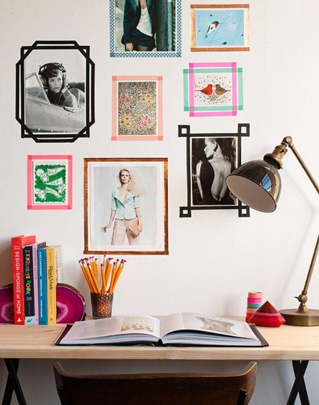 19 Incredible Ways to Display Photos #diydecor #homedecor #diyhomedecor
