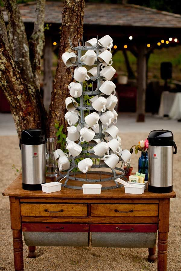 30 #DIY Useful and Enjoyable Ways To Store Your #Mugs #diycrafts