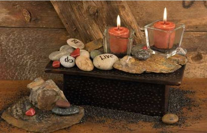 33 #Interior Decorating Ideas Bringing Natural Materials and #Handmade #Design i...
