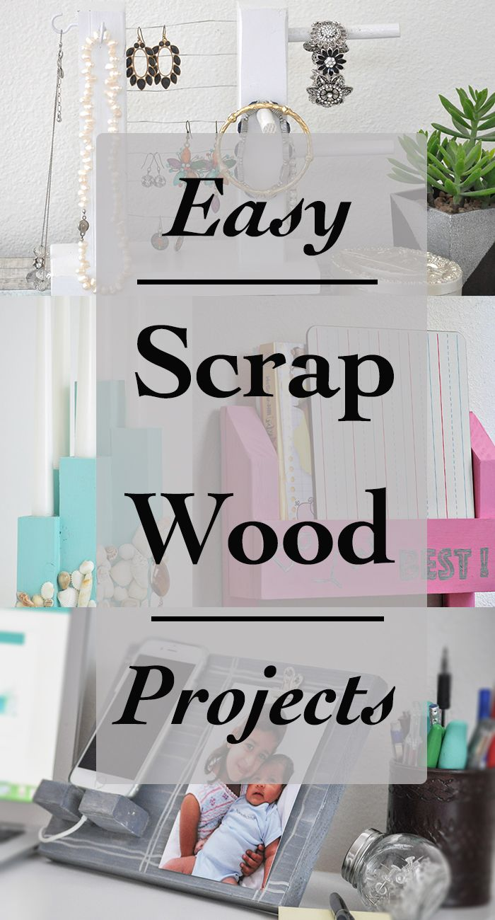 Diy Furniture Easy Scrap Wood Projects And Ideas Easy Woodworking