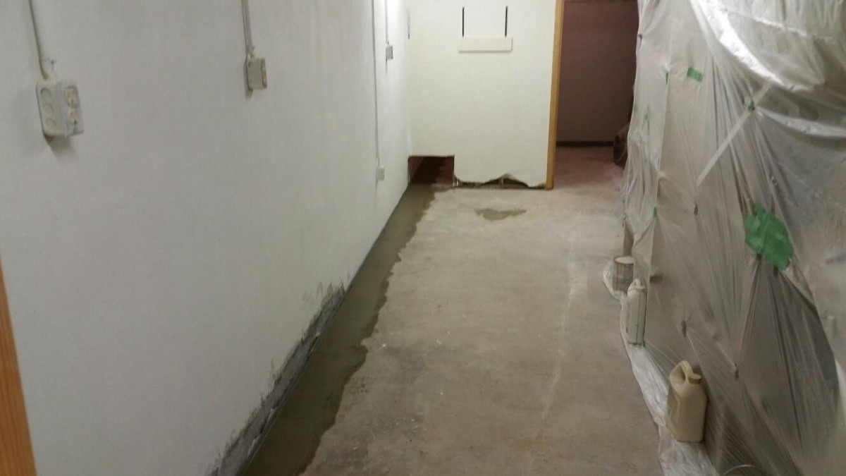 Home : Inside Waterproofing Of Basement U2014 The 3 Simple Actions